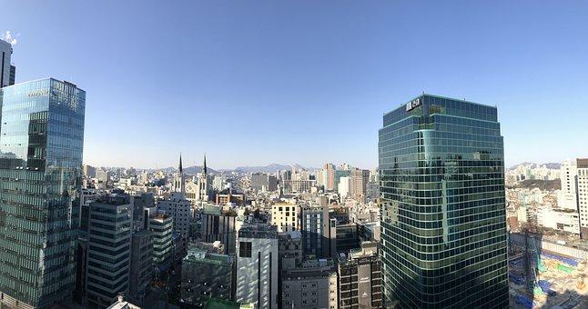 Building, Gangnam, Reverse Osmosis