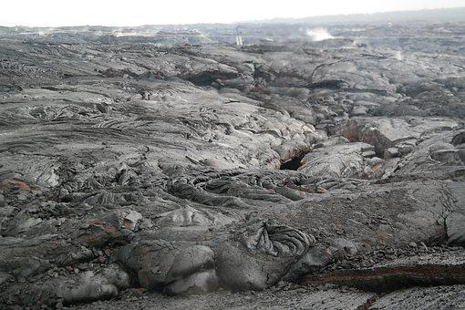 Lava, Volcano, Petrified, Geology, Cold, Lava Field