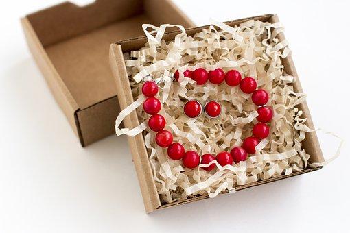 Coral Bracelet, Coral Earrings, Bracelet Coral