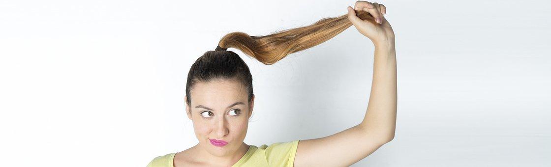 Model, Hairdressing, Women, Hair, Portrait, Person
