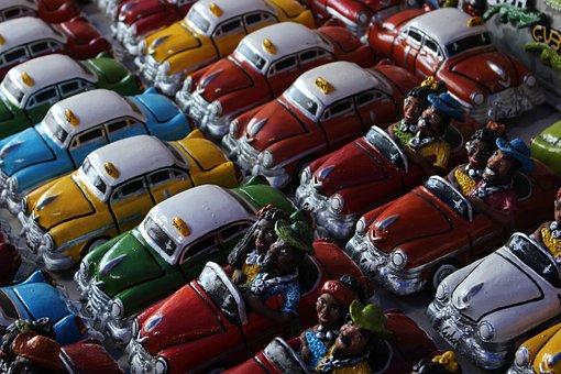 Cuba, Cars, Havana, Vintage, Cadillac, Classic, Old