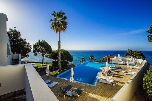 Portugal, Madeira, Ponta Do Sol, Hotel