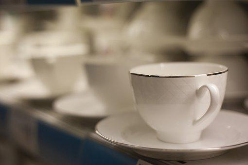 Cup, Coffee, New, Store, Product