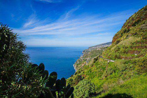Portugal, Madeira, Island, Hiking