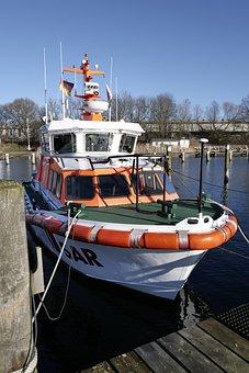 Ship, Rescue Ship, Seafaring, Sea Rescue, Sar, Help