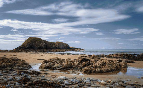 Annestown, Ireland, Copper Coast, Scenic, Seascape