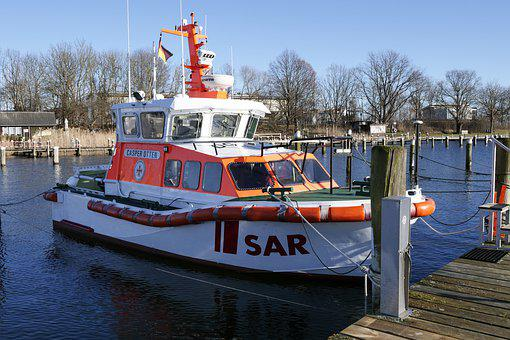 Ship, Seafaring, Rescue Ship, Sea Rescue, Sar, Help