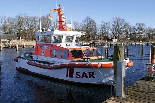 Ship, Technology, Rescue Ship, Sea Rescue, Sar, Help