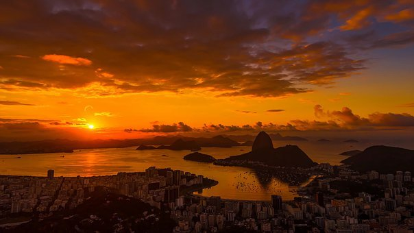 Sunset, Sky, Nature, Travel, Landscape