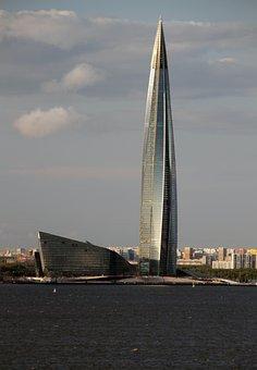 Skyscraper, St Petersburg, Lakhta Center Tower, Tall
