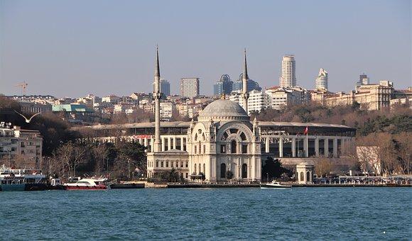 Marine, Istanbul, Turkey, Travel