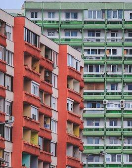 City, Building, Architecture, Architectural, Urban