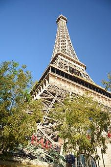 Paris, France, Architecture, City, Monument, Vegas