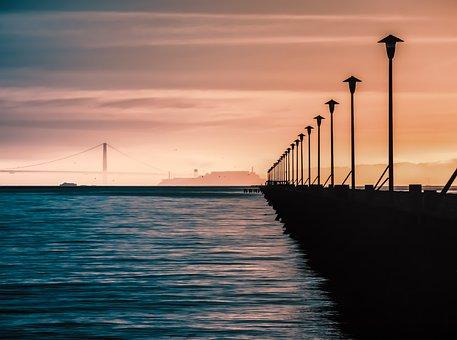 Water, Nature, Landscape, Sea, Beach