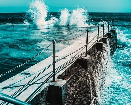 Water, Nature, Beach, Sea, Zen, Blue
