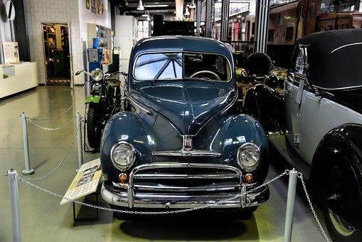 Vintage, Retro, Vehicle, Car, Classic