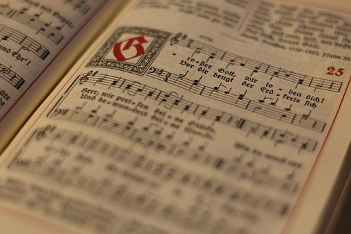 Old Song, Church, God, Religion, Christianity, Worship