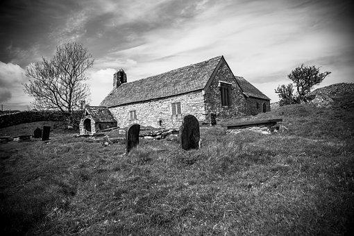 Wales, Church, Chapel, Historic, Architecture, Tourism
