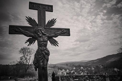 Cross, Christ, Faith, Religion