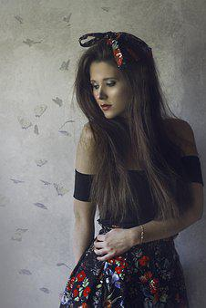 Woman, Model, Portrait, Girl, Fashion, Young, Female