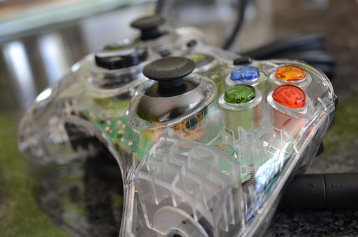 Gamer, Controller, Gaming, Xbox, Play, Control, Game