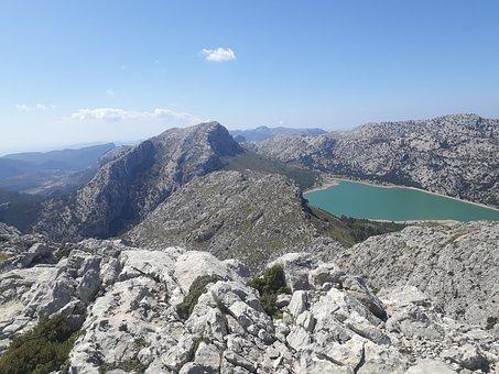 Moutains, Mallorca, Nature, Landscape, Adventure, Hike