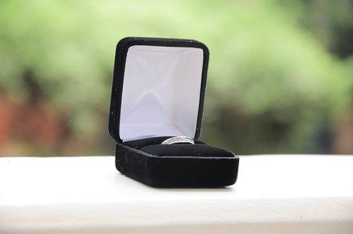 Wedding, Ring, Marriage