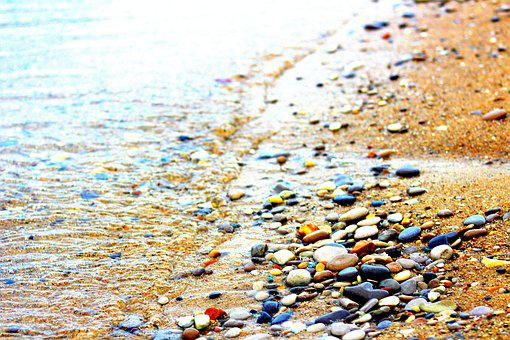Beach, Vision, Nature, Water, Travel
