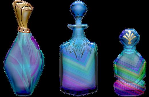 Perfume Bottles, Perfume, Parfum, Massage, Aromatherapy