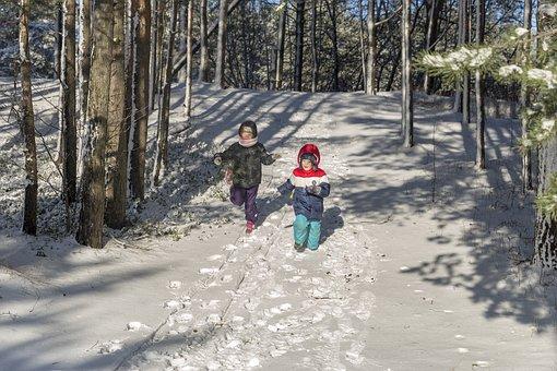 Winter, Sestroretsk, February, Stroll, Frost, Beauty