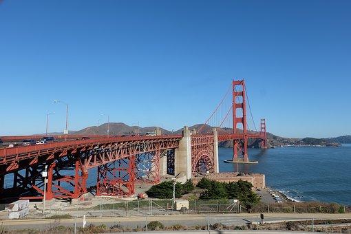 San Francisco, Sf, Ca, California, Usa