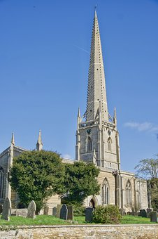 Cathedral, Spire, Church, Architecture, Christian