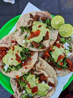 Food, Tacos, Vegan, Mexican, Tortilla, Delicious, Lunch