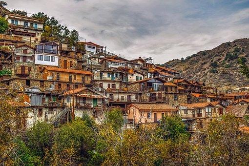 Village, Architecture, Traditional