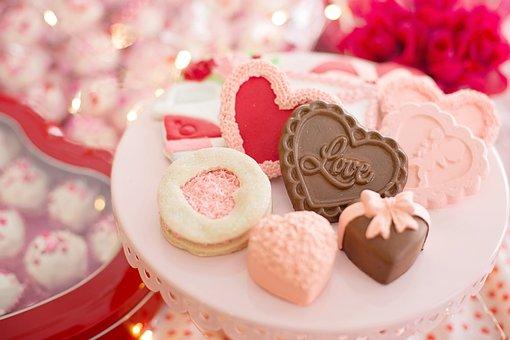 Valentine'S Day, Valentine, Sweets