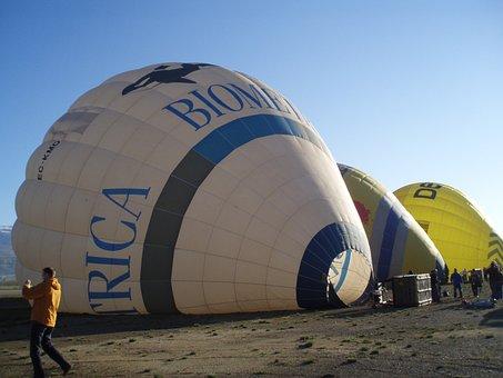 Balloon, Catalonia, Balloons, Adventure, Fun, Air, Sky