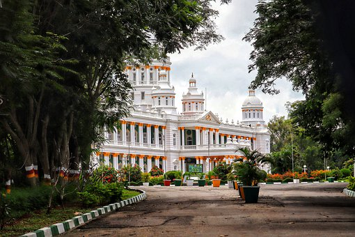 Palace, India, Architecture, Maharaja