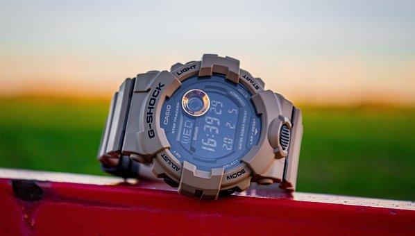 G-Shock, Casio, Gbd-800Uc-5, Wrist Watch