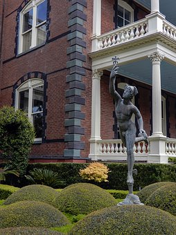 Sculpture, Statue, Metal, Figure