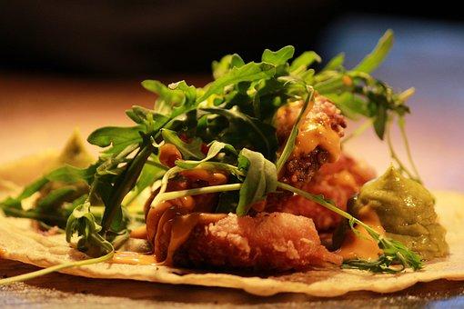 Taco, Mexico, Octopus, Plugs, Tortilla, Food