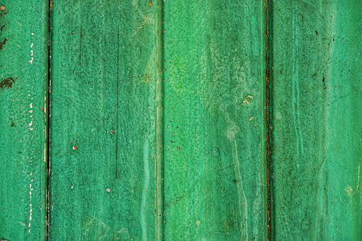 Green, Wood, Wooden, Background