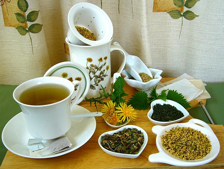 Herbal Tea, Herbal, Herbalism, Herbal Teatime, Herbs