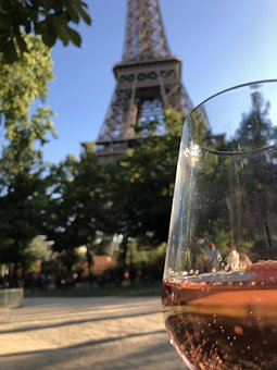 Paris, France, Europe, Wine, Louvre, Eiffel Tower