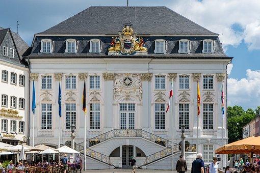 Bonn, Altes Rathaus, City Hall, Old City Hall, Germany