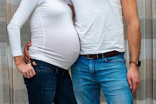 Pregnancy, Anticipation, Pregnant, Mom, Woman
