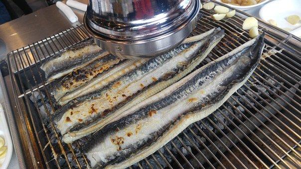 Eel, Korean, Republic Of Korea, Korean Food, Dining