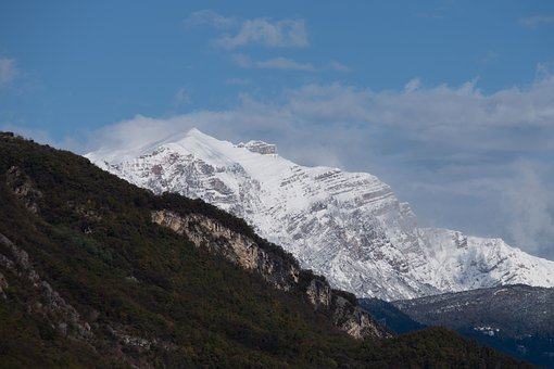 Monte Stivo, Trentino, Rovereto Trento