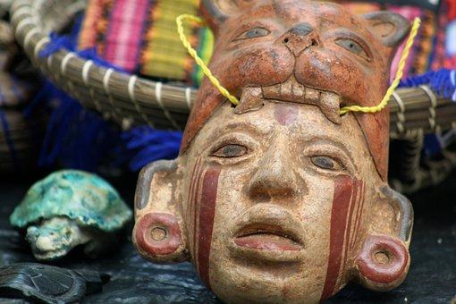 Sculpture, Carving, Placencia, Belize