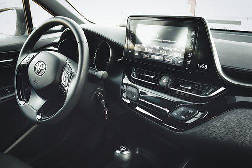 Auto, Toyota, Vehicle, Design, Interior