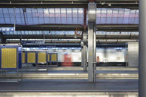 Zurich, Zurich Mainstation, Trainstation, Twindexx, Sbb